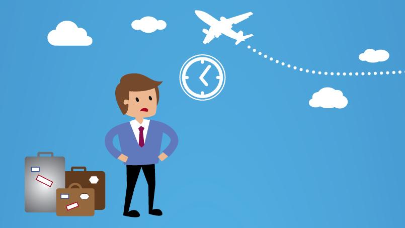 indemnités retard avion