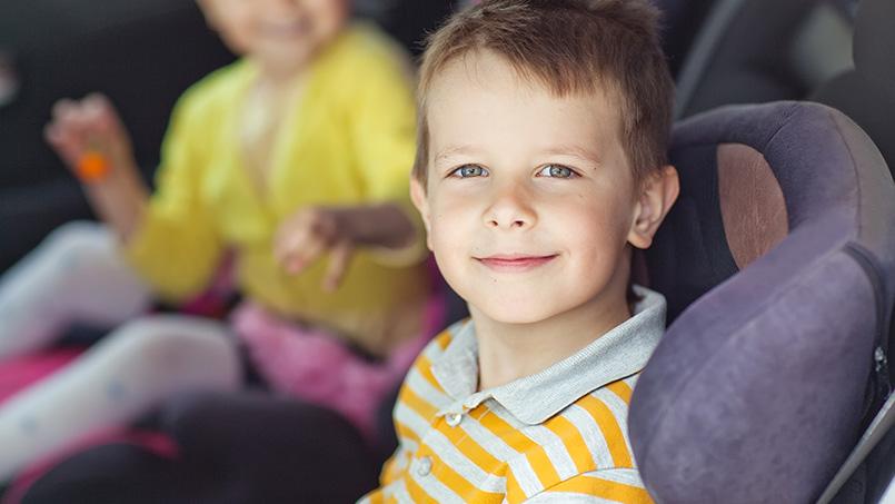sécurité enfant voiture MMA